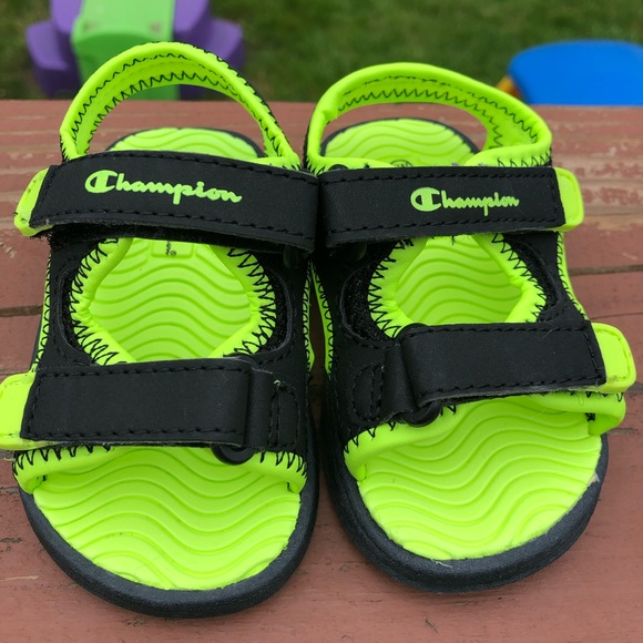 Champion Shoes   Toddler Boys Sandals